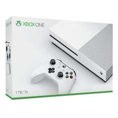 Xbox One S 1TB Konsole 249,00 € statt 349,00 € UVP [amazon]