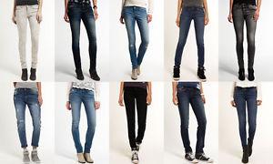 ebay - Damen Superdry Jeans Versch. Modelle und Farben