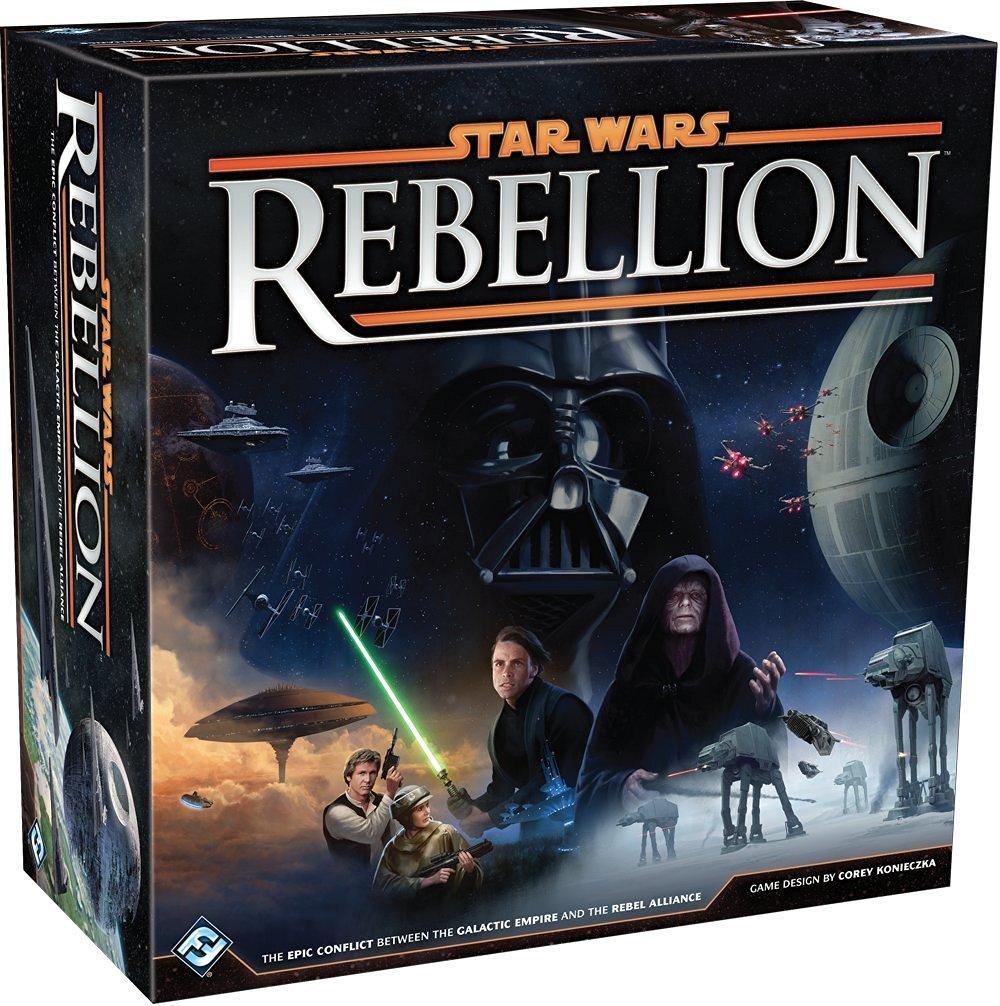 Star Wars Rebellion Brettspiel (Deutsche Version) für 69,99€ Inkl. VSK (gameware.at)