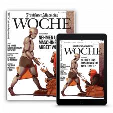 Frankfurter Allgemeine Woche 6 Wochen print + digi