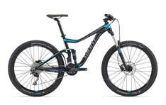 Giant Trance 3 (2016), 27,5 Zoll 140mm, RS Sektor/Monarch, 2x10, Raabe Bikes