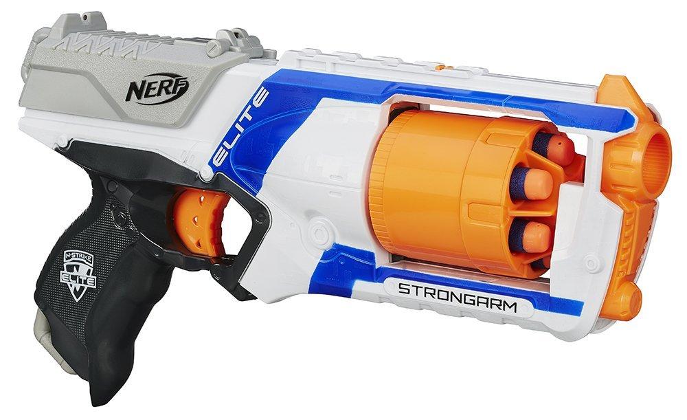 [Amazon] Hasbro 36033E35 Nerf N-Strike Elite XD Strongarm