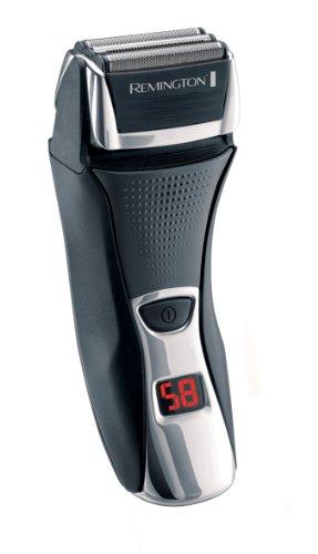 Remington Herrenrasierer Titanium-X Dual Foil (mit Triple Shave Technologie)