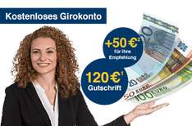 Kostenloses Girokonto mit bis zu 170€ Gutschrift bei der 1822-Bank oder 160€ mit Shoop