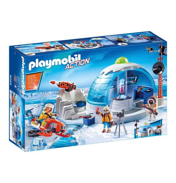 PLAYMOBIL® Polar Ranger Hauptquartier 9055 für 17,99€ statt 28,95€ bei Filialabholung bei Galeria Kaufhof