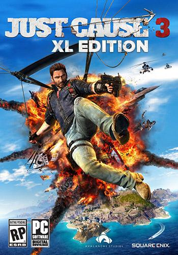 Just Cause 3 XL Edition (PS4) für 24,99€, Just Cause 3 (PS4) für 19,99€ (PSN Store)