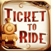 """[iOS] Brettspielumsetzung """"Ticket to Ride"""" (Zug um Zug) 1,99€ statt 6,99€"""