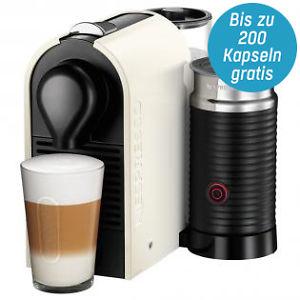 [ebay - Redcoon] Krups XN 2601 Umilk Pure Cream + 100 Kapseln mit Gutschein nur 89,10€!