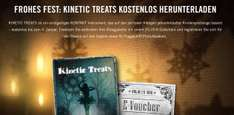 [Native Instruments] Vst Plugin Kinetic Treats kostenlos + 25 € Gutscheincode