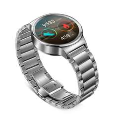 Huawei Watch Classic silber mit Gliederarmband Smartwatch für 279,08€ [Amazon.it]