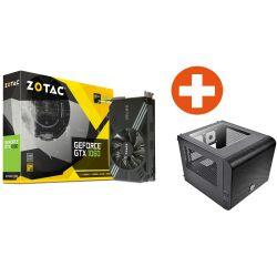 Zotac GeForce GTX 1060 ITX Edition 6GB + Thermaltake Gehäuse PVG: 304€