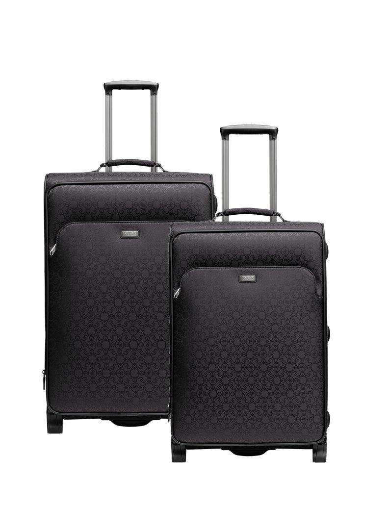 [AMAZON Prime] 84% günstiger: Stratic Koffer-Set Pegasus 2-teilig Schwarz für 58,60€ statt 358€