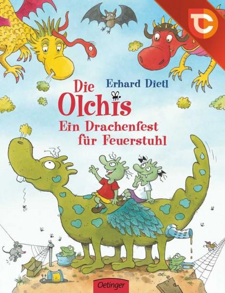 [TigerBooks.de] Die Olchis - Ein Drachenfest für Feuerstuhl