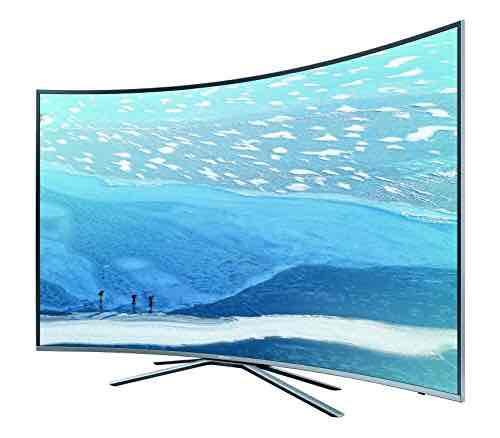 Samsung KU6509 163 cm (65 Zoll) Curved Fernseher [Amazon]