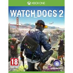 Watch Dogs 2 Deluxe Edition (PS4 & Xbox One) für 36,84€ Inkl. VSK (game.co.uk)