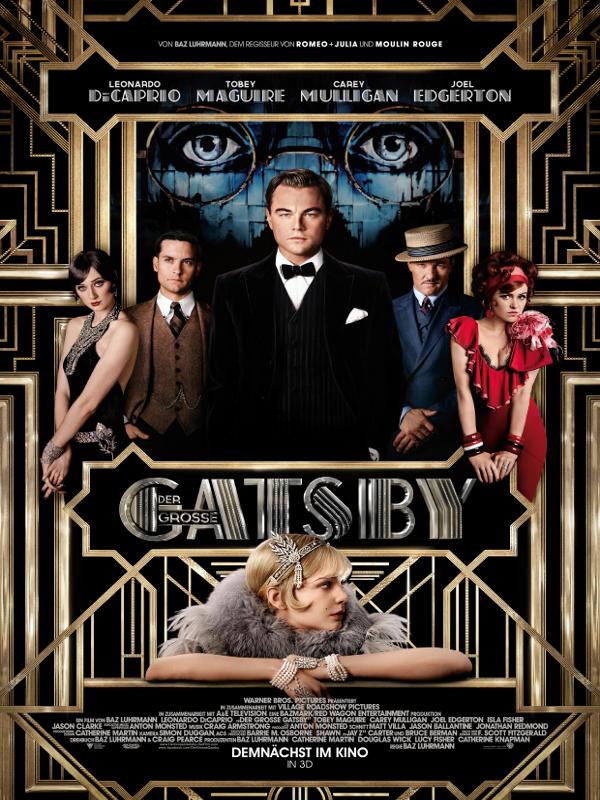 [Amazon] Der Große Gatsby (SD/HD) nur heute für 3,98 kaufen.