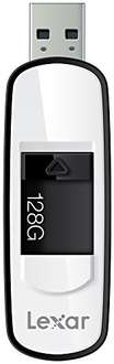 [Amazon Prime] Blitzangebot: Lexar Jumpdrive S75 128GB