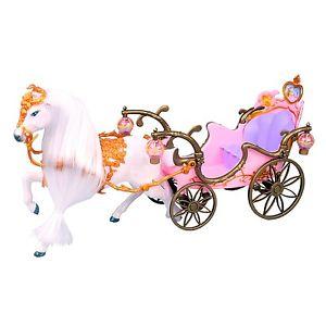 Prinzessin Kutsche für Barbie Prinzessin Puppe