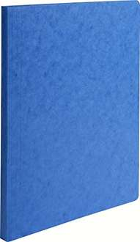 50 DIN A4 Faltmappen in blau für 10 cent/Stück [Amazon prime]