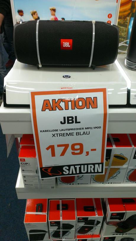 lokal Saturn Magdeburg JBL xtreme für 179€