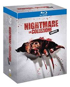 2x Nightmare On Elm Street - Collection (Blu-ray) für 24,14€ (Amazon.it)