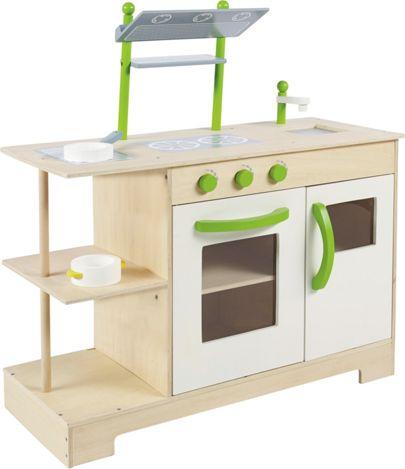 Kinderküche aus Holz MY BABY LOU [XXXL]