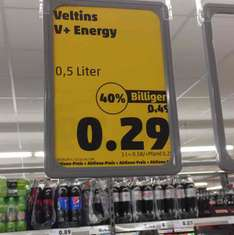 [Penny in Erkheim]Veltins V+Energy