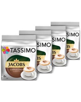 4x Tassimo Jacobs Cappuccino, Krönung, Milka u.a.