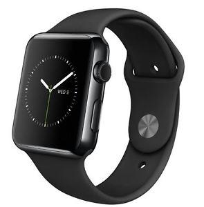 Apple Watch Edelstahl Stainless 42mm ( refurbished / Ebay asgoodasnew ) wie neu für 259,20€