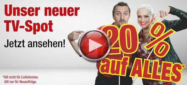 [offline] 20% auf alles bei Poco in ganz Deutschland