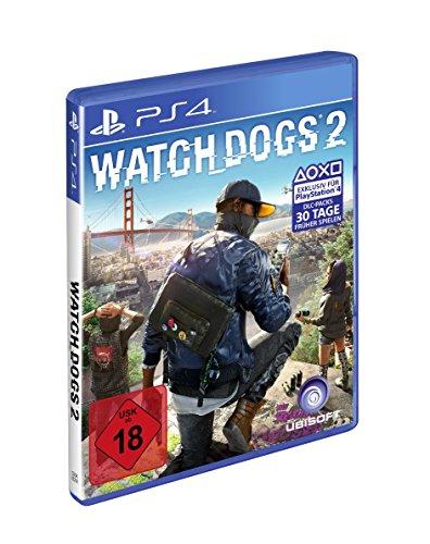 Watchdogs 2 (PS4/XBO/PC) für 39,97(+5€ VSK) bei Amazon Tagesangebote!
