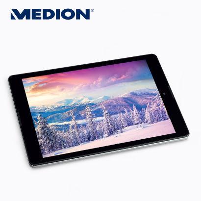 "Medion Lifetab P9702: 9,7"" Tablet- (2048x1536 QHD Display), 2GB Ram, 32GB Speicher, WLAN, Android 6.0, GPS, Bluetooth, Lagesensor, miniHDMI, microUSB, Klinke für 199€ @Aldi Nord (ab 19.12.16) [3 Jahre Garantie]"