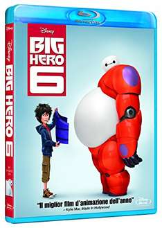 Baymax - Big hero 6 (@Amazon Prime)