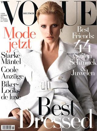 Zeitschrift Vogue als Jahresabonnement für effektiv 4€ durch 75€ Bestchoice bei 79€ Kosten
