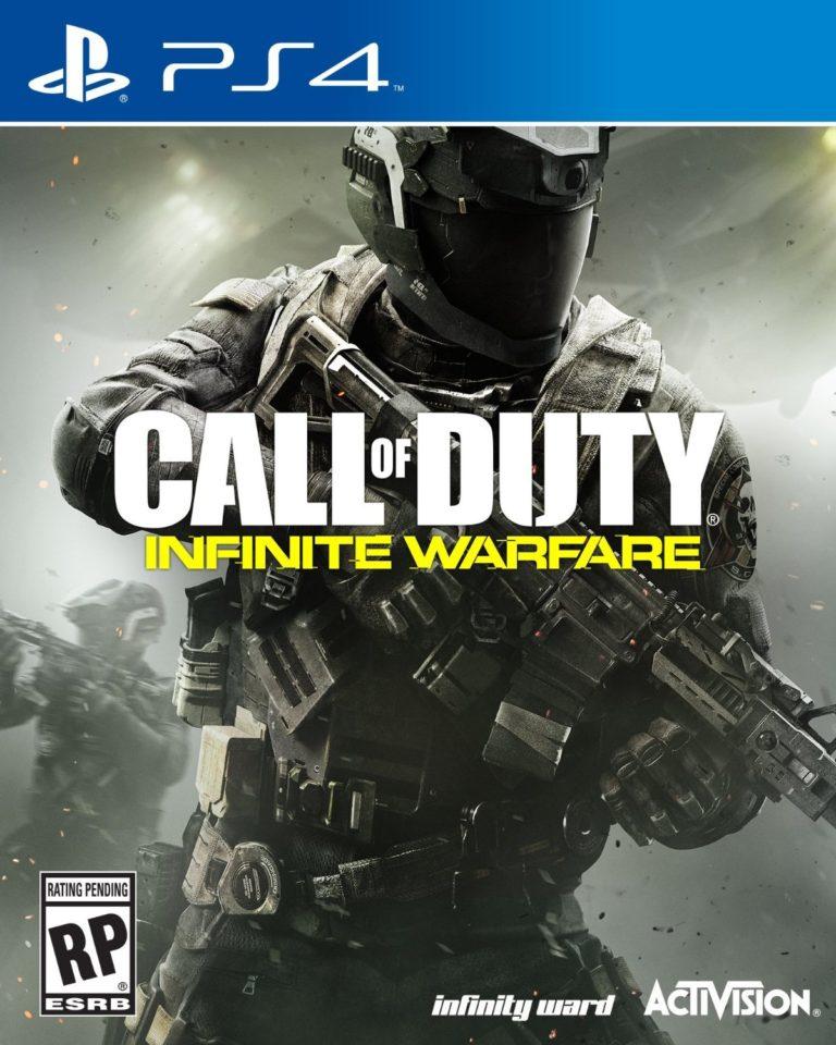PS4 CoD Infinite Warfare 29 EUR in den Köln Arcaden (Media Markt)