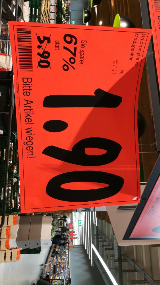 [LOKAL?] Litschi 1.90EU/kg