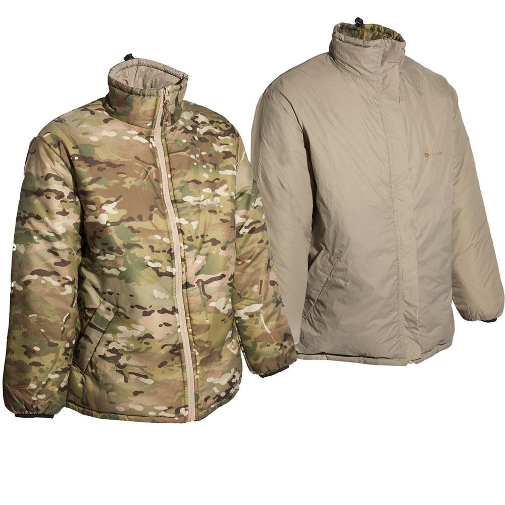 Snugpak Sleeka Reversible Kälteschutzjacke in Multicam/Sand für 132,99€ (PVG ab 149€)