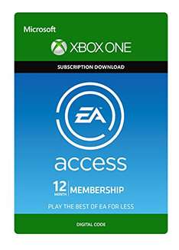 EA Access 12 Monate für 20,89€ [Amazon.co.uk] oder für 21,99€ [Amazon.de]