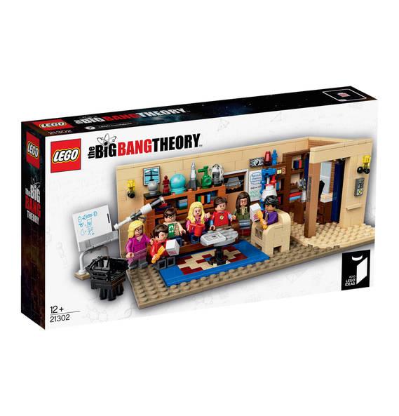 Galeria Kaufhof Lego Ideas The Big Bang Theory 21302