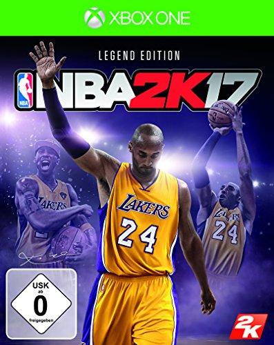 NBA 2K17 Legend Edition - Xbox One [Amazon]