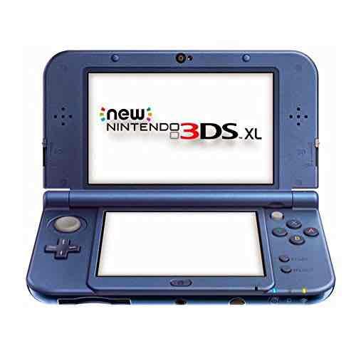 New Nintendo 3DS XL Metallic Blau (Amazon)