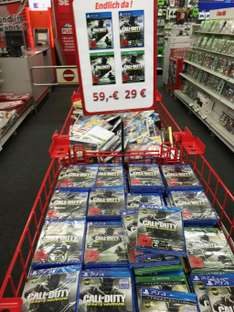 [Lokal Schwäbisch Hall Media Markt] - Call of Duty Infinite Warfare (PS4 & XBOX One)