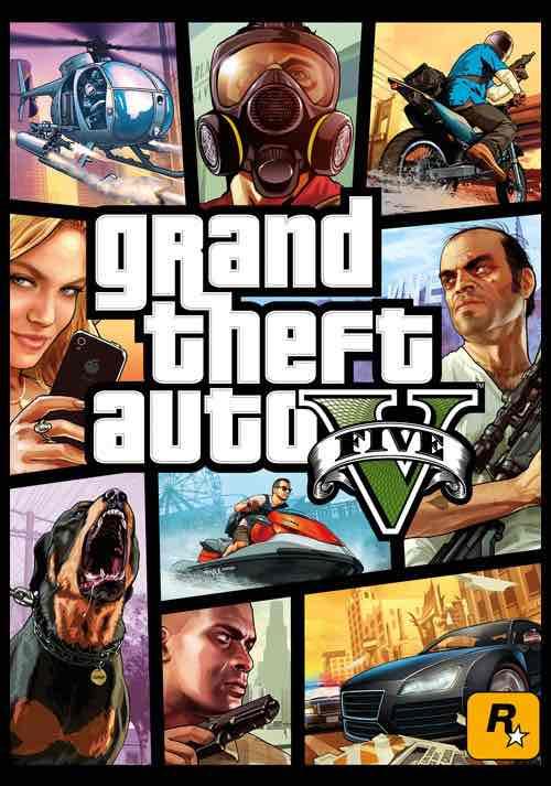 Grand Theft Auto 5 [PC] Gamesplanet.com