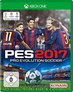 PES 2017 (Xbox One & PS4) für 31,97€ Inkl. VSK (Amazon.de)