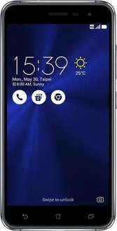 Asus Zenfone 3 LTE + Dual-SIM (5,2'' FHD IPS, Snapdragon 625 Octacore, 4GB RAM, 32GB eMMC, 16MP + 8MP Kamera, USB Typ-C, 2650mAh mit Quick Charge 3, Android 6 -> 7) für 303,24€ [Amazon.fr]