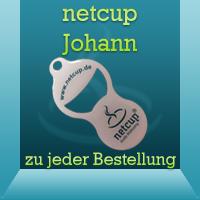 Adv16 netcup Johann gratis (Flaschenöffner)
