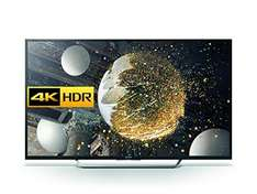 Sony KD-65XD7504 TV (65'' UHD Direct-lit HDR, 400Hz [100Hz nativ], Triple Tuner, 4x HDMI 2.0, 3x USB mit USB-Recording, CI+, Wlan mit Smart TV, VESA, EEK A) für 1299,99€ [Amazon]