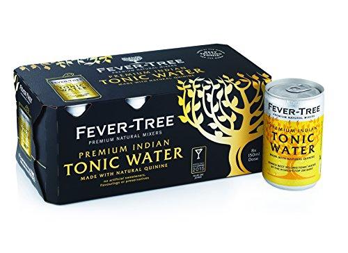[amazon Prime] Fever Tree Tonic Water 24 Dosen 0,15l für 17,49€ + 6€ Pfand - 73cent je Dose - Perfect für Gin Tonic