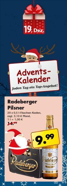 Hendrick´s Gin für 25,99 im Logo Adventskalender, nur am Freitag!!