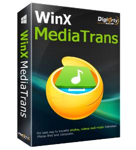WinX MediaTrans iPhone-Manager aus dem PC-Welt-Adventskalender